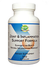 Joint & Inflammation Support Formula , Includes Turmeric, Boswellia, Bromelain