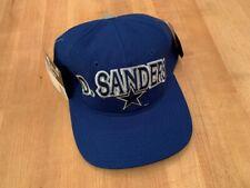 Dallas Cowboys Deion Sanders Starter hat cap Rare Dak Emmitt Ezekiel Aikman NWT
