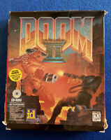 Doom II (PC, DOS, 1994, Big Box)