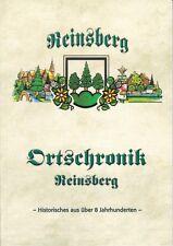 Reinsberg, Ortschronik Reinsberg, Historisches aus über 8 Jahrhunderten, 2003
