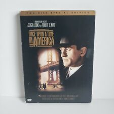Once Upon a Time in America (DVD, 2003, 2-Disc Set, Special Edition)