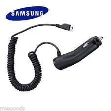 OEM Samsung Galaxy S4 S3 S2 Note 2 1 One Car Charger Adapter ECA-U16CBE Genuine