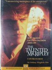The Talented Mr. Ripley Dvd Movie