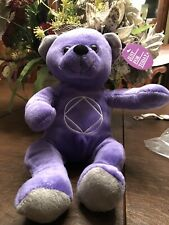 just for today narcotics anonymous Bear 12 Inches This Is The Fifth One Sold
