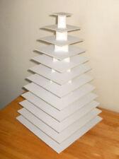 Ferrero Rocher Chocolate Pyramid Stand  Medium 12 Layer Wedding Parties Event