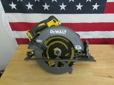 "Dewalt DCS578B FLEXVOLT 60V MAX Brushless 7-1/4"" Cordless Circular Saw Brake 608"
