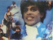 """PRINCE """"RASPBERRY BERET"""" U.S. PROMO POSTER FROM 1985 - Around The World In A Day"""
