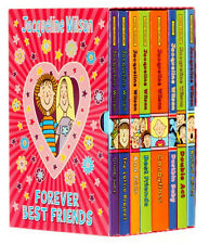 Jacqueline Wilson Forever Best Friends 8 Books Box Set Collection New Paperback