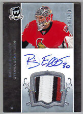 07-08 The Cup Brian Elliott Auto Sweet Jersey Patch Rookie Card RC #152 248/249