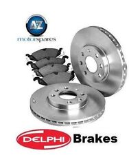 FOR BMW 1 SERIES 118D 120D e87 2007-> REAR BRAKE DISCS SET AND DISC PADS SET
