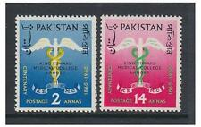 Pakistan - 1980 Medical College set - MNH - SG 118/19