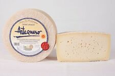 "Half-ripened Manchego Sheep Cheese D.O.P. -Crafts Production- ""La Mancha"" Spain"