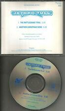 Ian Anderson JETHRO TULL Rattlesnake Trail / Christmas Song 2TRX PROMO CD single