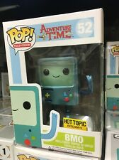 Funko POP! TV #52 Adventure Time BMO METALLIC Hot Topic Exclusive