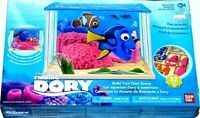 Disney Pixar Finding Dory Kits 32 Pieces Build Your Own Scene Kids Toy Aquarium