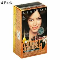 4 Pack Clairol Natural Instincts Creme 31 Hair Color *Factory Sealed*
