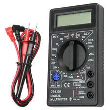 Digital Multimeter 7 Function Ac Dc Voltage Volt 10 Amp Resistance Ohm Meter