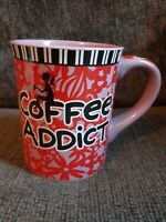 Laurie Veasey Coffee Addict Coffee Mug