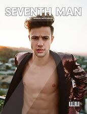 7TH SEVENTH MAN Magazine #13 A/W 2017 Cameron Dallas NEW