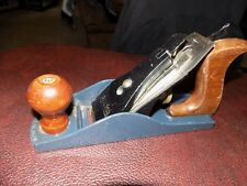"""Buck Bros. 9-3/4"""" by 2-1/2"""" Wood Plane Smooth Bottom Excellent Cond USA MADE"""