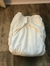 Rearz - Omutsu Bulky Nighttime Adult Cloth Diaper - White - Small/Medium 29-39in