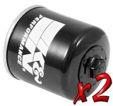 Honda Chrome Oil Filter GL1500 F6C Valkyrie 97 98 99 00 01 02 03 Genuine OE Quality HiFlo HF303C