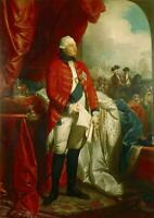 """high quality oil painting handpainted on canvas"""" george iii"""""""