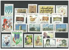 2013-Tunisie-Année complète(timbres neufs**)/Tunisia-full year. MNH**