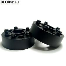 60mm Hub Centric Wheel Spacers Staggered Kit 5x120 BMW E60 E61 E90 E91 E92 2PCS