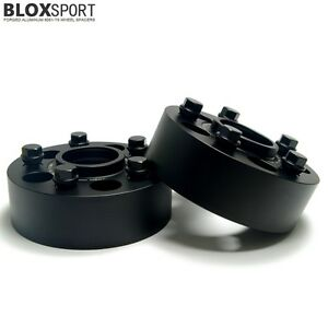 80mm Thick Hub Centric Wheel Spacers 5x120 for BMW 1 2 3 4 5 6 7 8 Series 2PC