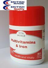 Vita World Multivitaminas (Salud Y Vitalidad-una al día)