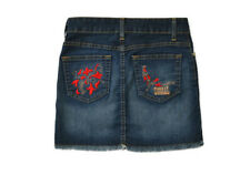 CORRAL Boots Brand Denim Skirt Size 3 Juinors Women's Western Jean EX COND!