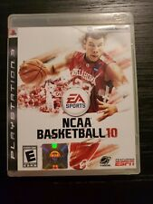 NCAA Basketball 10 PS3 (Sony PlayStation 3, 2009) Complete