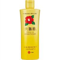 Oshima Tsubaki Premium Conditioner Japanese Camellia Oil Hair Care 300ml
