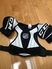 New listing Ccm Hockey Shoulder Chest Pads Junior - large