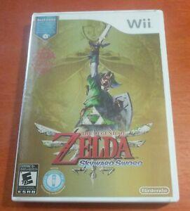 The Legend of Zelda Skyward Sword Nintendo Wii   Requires Wii MotionPlus