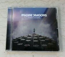 Imagine Dragons Night Visions CD - 2012
