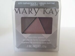 MARY KAY CITY MODERN COLLECTION EYE COLOR PALETTE LTD EDITION DISC  KAL155-161