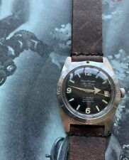 Vintage Divers Watch By Marc Nicolet