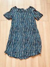 Fat Face Aztec Graphic Dress Size 10