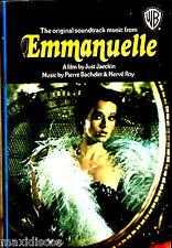 CAS - Emmanuelle - Original Soundtrack Recording (SPANISH EDIT. 1975) MINT