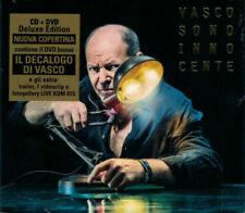 VASCO SONO INNOCENTE CD+DVD Deluxe Edition