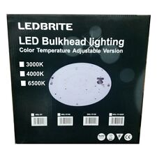 LED 2D Gear Tray 16W Bulkhead CCT Colour 1700 Lumens