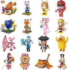LOZ Nano Micro Building Blocks DIY Toys Doll Model Finding Nemo Anime dolls