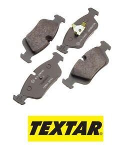 OEm TEXTAR Front Pads Disc Brake Pad Set For BMW 318i 325ci 325i 328i Z3 Z4
