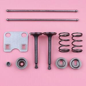 Plaque de valve Poussoir Tige Pour Honda GX160 GX200 5.5HP 6.5HP 14711-ZF1-000