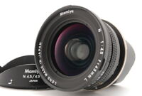 【MINT + Hood 】 Mamiya N 43mm f4.5 L Lens for Mamiya 7 II From JAPAN j58
