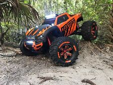 Traxxas 1/5 Xmaxx Monster Truck Custom Built Body Shell Only