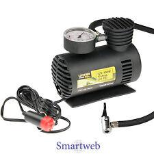 12V elektrische Luftpumpe DUNLOP Kompressor Luftkompressor Luft Pumpe Auto Kfz