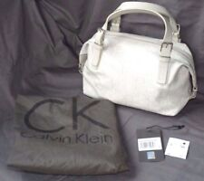 Genuine Authentic Calvin Klein Womens Handbag Printed CK Logo RRP Ł129